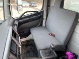 2019 Hino 338 24' van body with lift