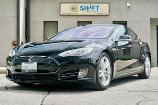 Used 2016 Tesla Model S 70D AUTOPILOT, SUB ZERO, CARFAX CLEAN, FRESH CPO WARRANTY! for sale in Burlington, ON