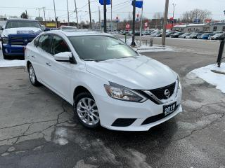Used 2019 Nissan Sentra SV for sale in London, ON