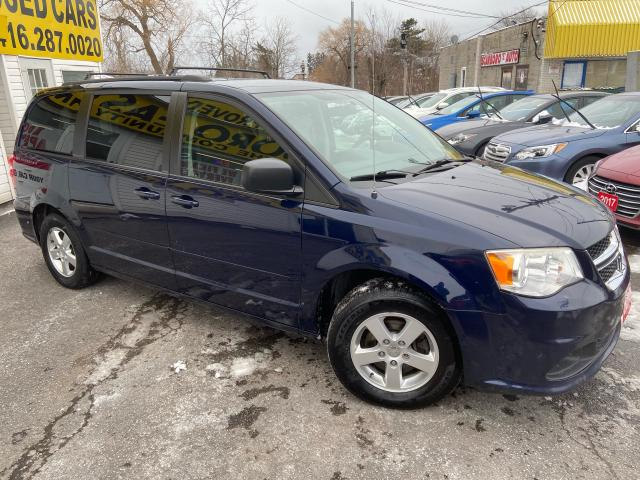 2012 Dodge Grand Caravan SXT/ FULL STOW & GO/ PWR GROUP/ ALLOYS/ TINTED ++