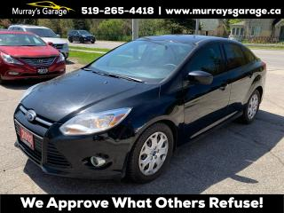 Used 2012 Ford Focus SE S for sale in Guelph, ON