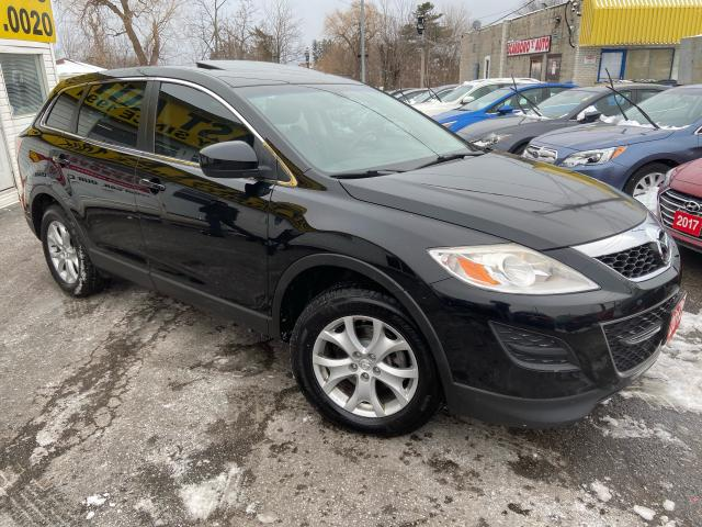 2012 Mazda CX-9 GT/AWD/7SEATERS /LEATHER/SUNROOF/ ALLOYS/ TINTS