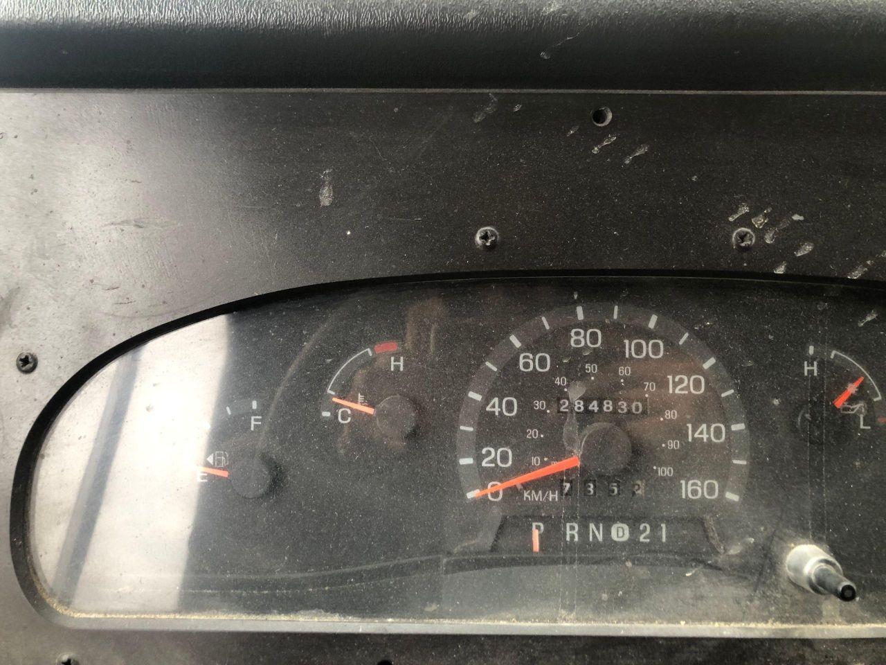1998 Ford E350