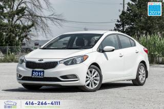 Used 2016 Kia Forte LX|1 Owner|Clean Carfax|Keyless Entry|Heated Seats for sale in Bolton, ON
