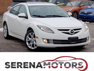 Used 2009 Mazda MAZDA6 GT  6 SPEED MANUAL   FULLY LOADED   LOW KM for sale in Mississauga, ON