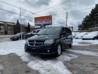Used 2013 Dodge Grand Caravan Crew Plus for sale in Toronto, ON