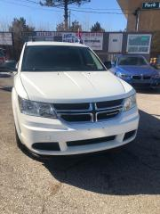 Used 2016 Dodge Journey SE, certified , no accident for sale in Scarborough, ON