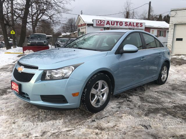 2011 Chevrolet Cruze LT Turbo/Automatic/Bluetooth/Certified