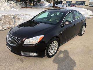 Used 2011 Buick Regal CXL w/1SB for sale in Cambridge, ON