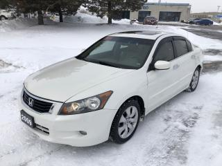 Used 2009 Honda Accord EX-L for sale in Cambridge, ON