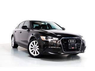 Used 2013 Audi A6 2.0T PREMIUM PLUS   NAVI   BLIND SPOT   SUNROOF for sale in Vaughan, ON