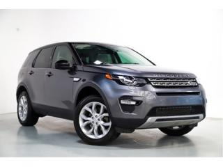 Used 2016 Land Rover Discovery Sport HSE   WARRANTY   NAVIGATION   PANO ROOF for sale in Vaughan, ON