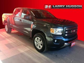 Used 2016 GMC Canyon SLE for sale in Listowel, ON