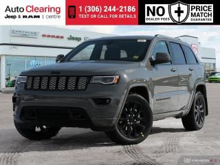 New 2020 Jeep Grand Cherokee Altitude for sale in Saskatoon, SK