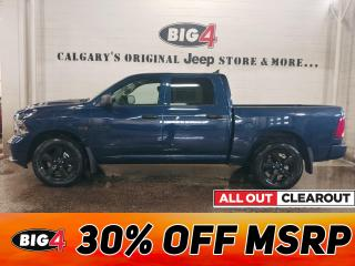New 2020 RAM 1500 Classic ST Express Night Sub Zero Package for sale in Calgary, AB