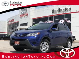 Used 2015 Toyota RAV4 LE Upgrade Package for sale in Burlington, ON