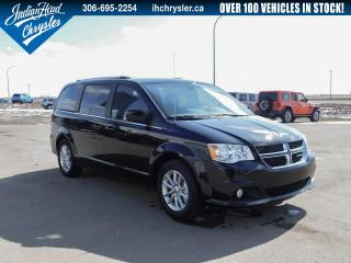 New 2020 Dodge Grand Caravan Premium Plus | DVD | Bluetooth for sale in Indian Head, SK