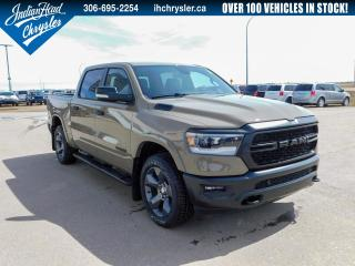 New 2020 RAM 1500 Big Horn 4x4 | HEMI | Nav | Remote Start for sale in Indian Head, SK