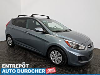 Used 2017 Hyundai Accent GL AIR CLIMATISÉ - Sièges Chauffants for sale in Laval, QC