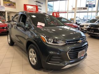 New 2019 Chevrolet Trax LT for sale in Waterloo, ON