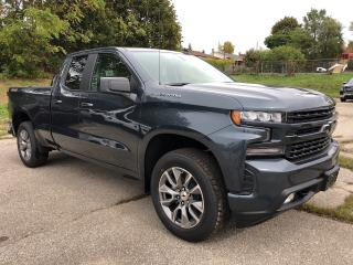 New 2020 Chevrolet Silverado 1500 RST for sale in Waterloo, ON