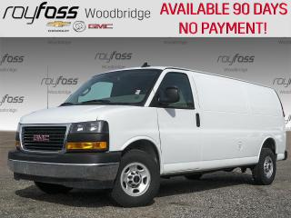 Used 2019 GMC Savana 3500 BACKUP CAM, A/C for sale in Woodbridge, ON