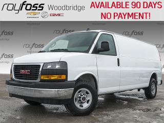 Used 2019 GMC Savana 2500 BACKUP CAM, A/C for sale in Woodbridge, ON