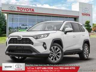 New 2020 Toyota RAV4 XLE/XLE PREMIUM FA20 for sale in Whitby, ON