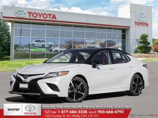 New 2020 Toyota CAMRY XSE LB20 for sale in Whitby, ON
