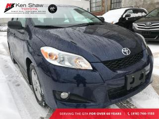 Used 2014 Toyota Matrix | NO ACCIDENTS | LOW KM | for sale in Toronto, ON