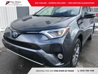 Used 2018 Toyota RAV4 Hybrid | AWD | NO ACCIDENTS | ONE OWNER | for sale in Toronto, ON