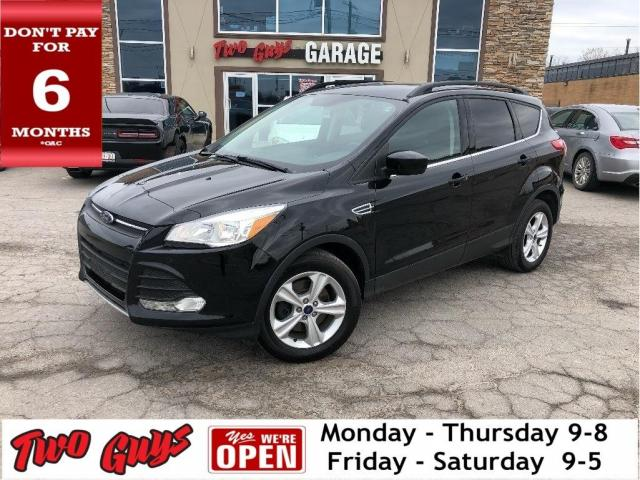 2016 Ford Escape SE | 4WD | Htd Seats | B/Up Cam | Bluetooth