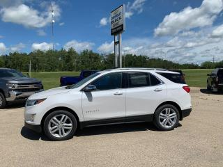 New 2020 Chevrolet Equinox Premier for sale in Roblin, MB