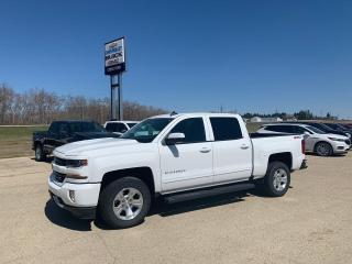 Used 2018 Chevrolet Silverado 1500 LT for sale in Roblin, MB