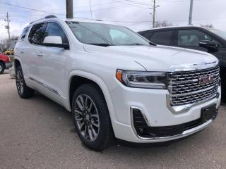 New 2020 GMC Acadia for sale in Waterloo, ON