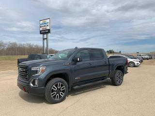 New 2020 GMC Sierra 1500 AT4 for sale in Roblin, MB