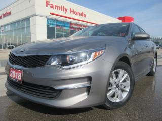 Used 2018 Kia Optima LX Auto | GREAT CONDITION | HEATED SEATS | for sale in Brampton, ON