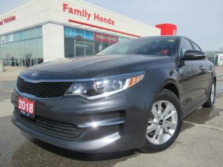 Used 2018 Kia Optima LX Auto | FORMER DAILY RENTAL! | for sale in Brampton, ON