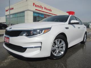 Used 2018 Kia Optima LX Auto | FORMER DAILY RENTAL!! | for sale in Brampton, ON