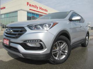 Used 2018 Hyundai Santa Fe Sport 2.4L Premium AWD | HEATED STEERING | BACKUP CAM | for sale in Brampton, ON
