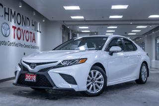 Used 2018 Toyota Camry SE for sale in Richmond Hill, ON