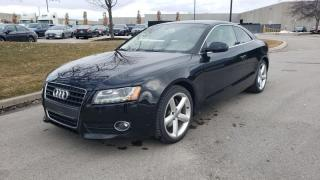 Used 2012 Audi A5 2dr Cpe Auto 2.0L Prestige | Navi | 1 Owner | B&O Audio for sale in Vaughan, ON
