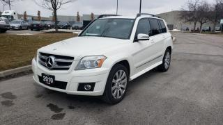 Used 2010 Mercedes-Benz GLK-Class 4MATIC 4dr 3.5L | Accident-Free | 2 Owners | Sports Pack. for sale in Vaughan, ON