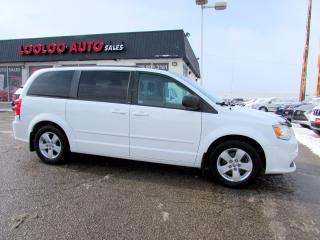 Used 2014 Dodge Grand Caravan SE STOW AND GO CAMERA ROOF DVD CERTIFIED for sale in Milton, ON