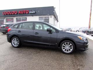 Used 2012 Subaru Impreza Premium Automatic AWD Bluetooth Certified for sale in Milton, ON