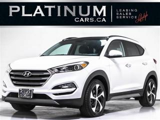 Used 2018 Hyundai Tucson Limited, PANO, CAM, HEATED STEERING WHEEL/SEATS for sale in Toronto, ON