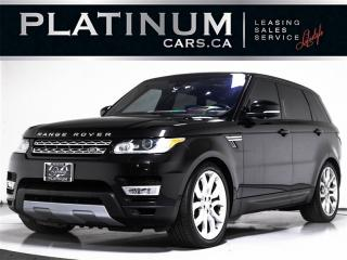 Used 2016 Land Rover Range Rover Sport HSE Td6, NAV, PANO, CAM, HEATED SEATS for sale in Toronto, ON