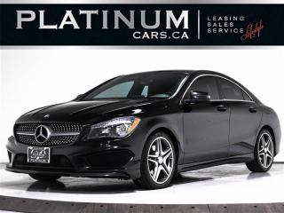 Used 2016 Mercedes-Benz CLA-Class CLA250 4MATIC, AWD, NAVIGATION, CAM, AMG WHEELS for sale in Toronto, ON
