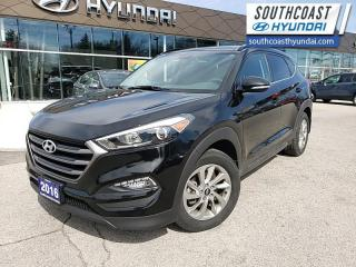Used 2016 Hyundai Tucson 2.0L Luxury AWD  - Leather Seats - $153 B/W for sale in Simcoe, ON