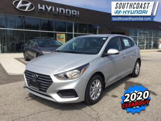 New 2020 Hyundai Accent Preferred IVT  - Heated Seats - $136 B/W for sale in Simcoe, ON